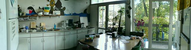 Küchenchaos