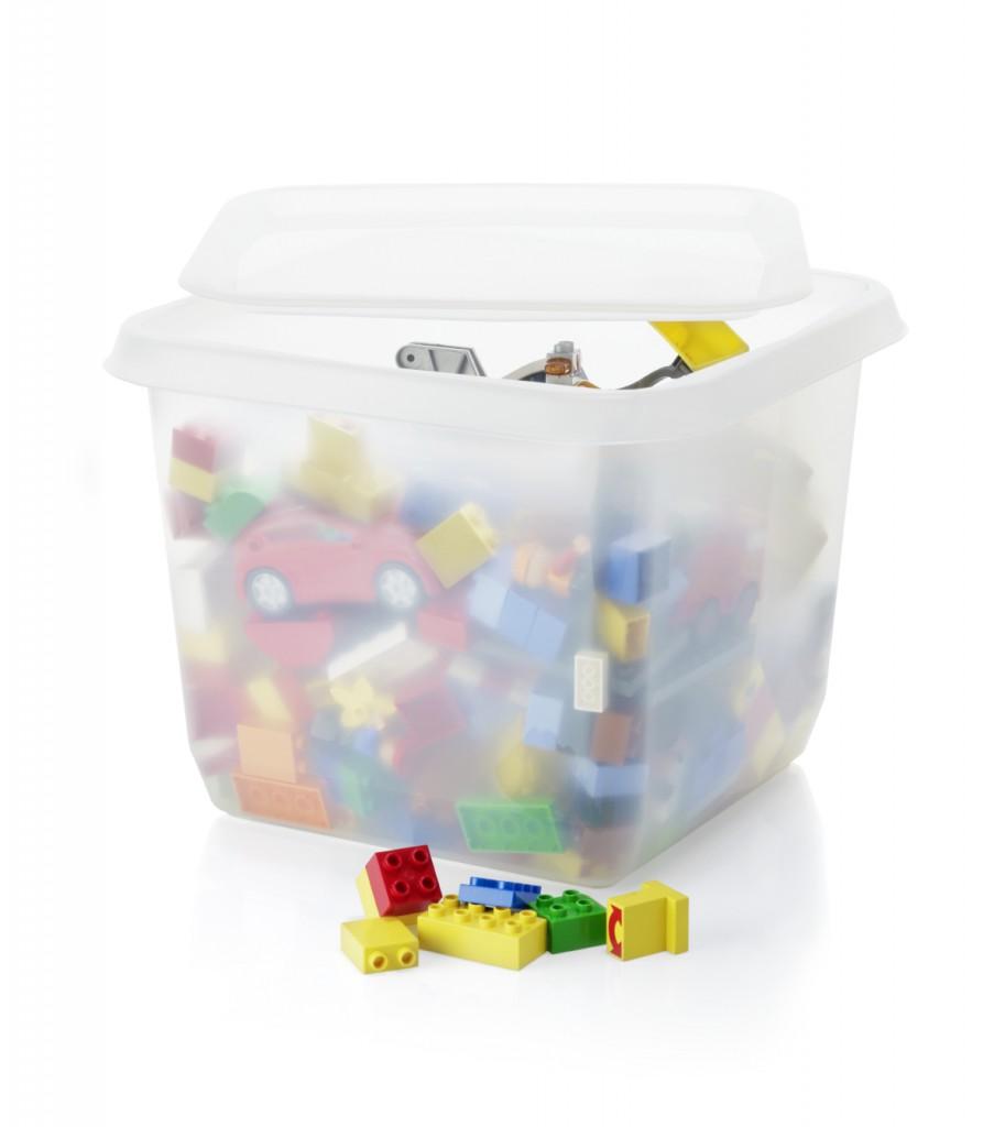 Aufbewahrungsboxen fürs Kinderzimmer