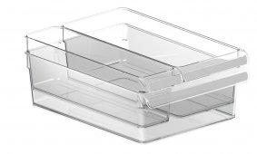 Kühlschrankorganizer 3 tlg. LOFT   transparent