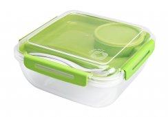 Salatbox MEMORY 1.7 l  apple grün