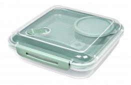 Lunchbox MEMORY B3   LAGOON grün