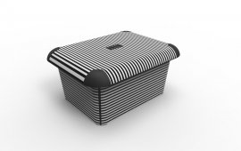 Box A5 CREATIVE 6 l Stripes