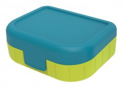 Snackbox MEMORY KIDS 1 l  Aqua blau