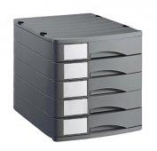 Bürobox 5 Schübe PROFILINE A4