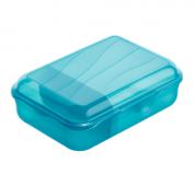 Vesperbox klein 0.9 l  blau