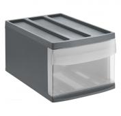 Schubladenbox SYSTEMIX M  anthrazit