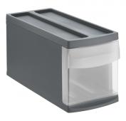 Schubladenbox SYSTEMIX S  anthrazit