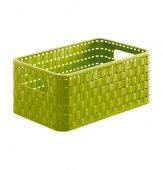 Korb COUNTRY 6 l / A5  olivgrün