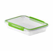 Kühlschrankdose MEMORY 0.9 l  grün