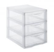 Schubladenbox 3 Schübe ORGAMIX A5