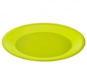 Teller flach CARUBA 26 cm  grün