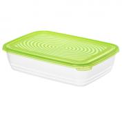 Kühlschrankdose SUNSHINE 2.7 l  APPLE grün
