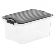 Stapelbox COMPACT 4.5 l / A5  anthrazit