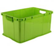 Systembox AGILO 55 l / A3  grün