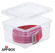 Clear Box Small 2 l  transparent