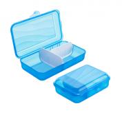 2er Set Vesperboxen 0.9 l, 1.7 l