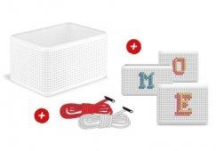 """MADEI-Box inkl. Deko-Set """"Buchstaben"""""""