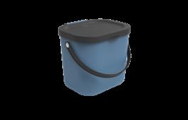 Recycling Müllsystem ALBULA 6 l  Horizon Blue