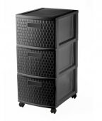 Tower mit 3 Schubladen COUNTRY 45 l