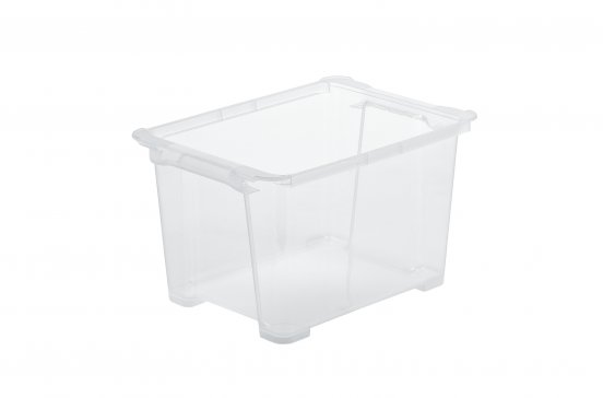 Box EVO EASY 15 l  transparent