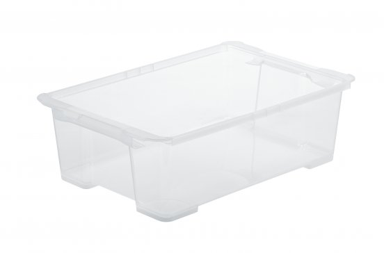Box EVO EASY 30 l transparent