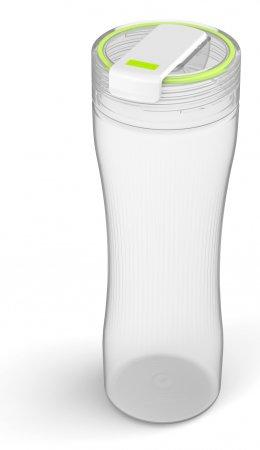 Trinkflasche MEMORY 0.8 l  lime grün