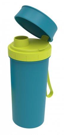 Flasche MEMORY KIDS 0.4 l  Aqua blau