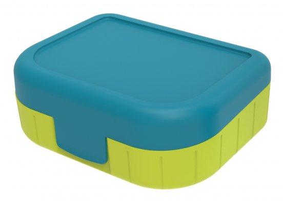 Snackbox MEMORY KIDS 1 l  Aqua blau