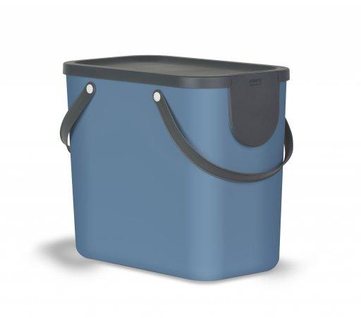 Recycling Müllsystem ALBULA 25 l Horizon Blue