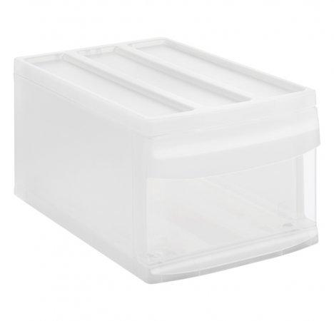 Schubladenbox SYSTEMIX M  transparent