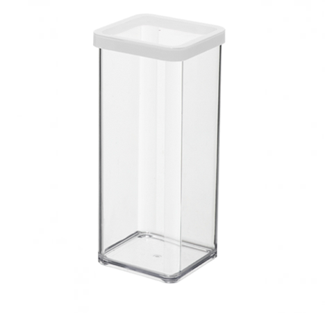 Premiumdose LOFT 1.5 l transparent / weiss