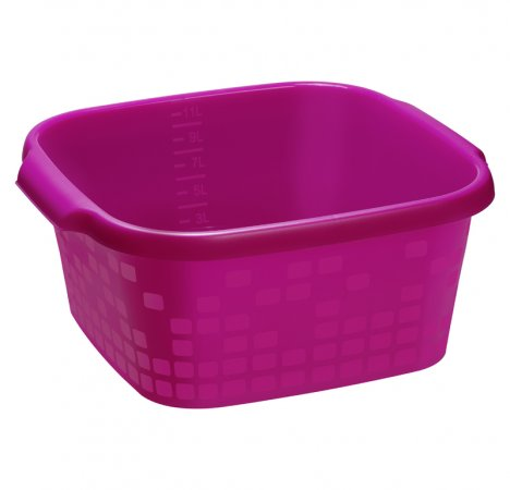 Becken GEOMETRIC 12 l  pink