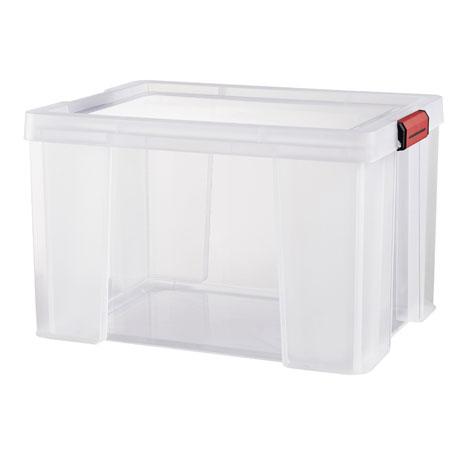 Box CLIP'N STORE 45 l  transparent
