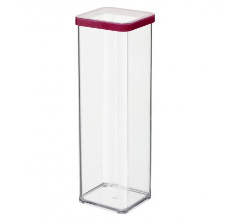 Premiumdose LOFT 2 l  transparent / rot