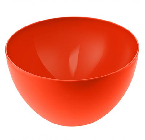 Bowl CARUBA 0.45 l  rot