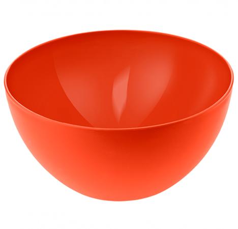 Schüssel klein CARUBA 3 l  rot