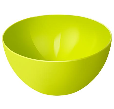 Schüssel klein CARUBA 3 l  grün