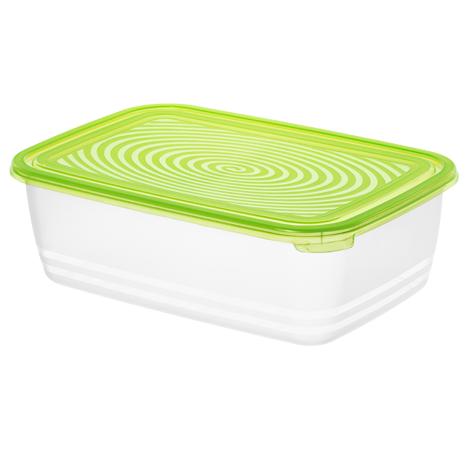 Kühlschrankdose SUNSHINE 3.7 l  APPLE grün