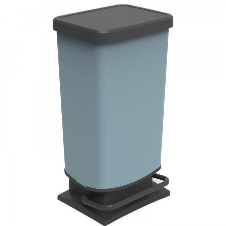 Treteimer PASO 40 l HORIZON blau