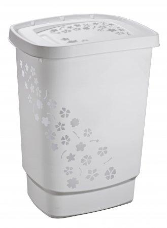 Wäschesammler FLOWERS 55 l