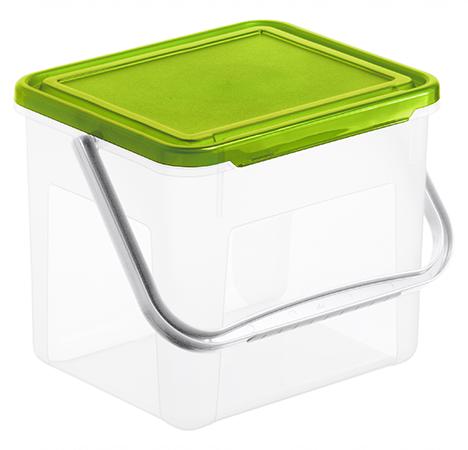 Waschmittelbehälter BASIC 4.5 l / 3 kg grün