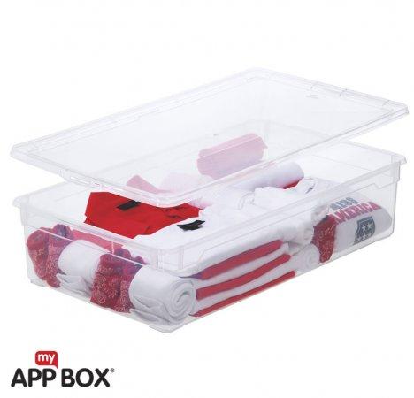 Clear Box Blanket 30 l  transparent