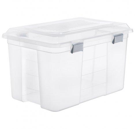 Aufbewahrungsbox PACKER 60 l  transparent