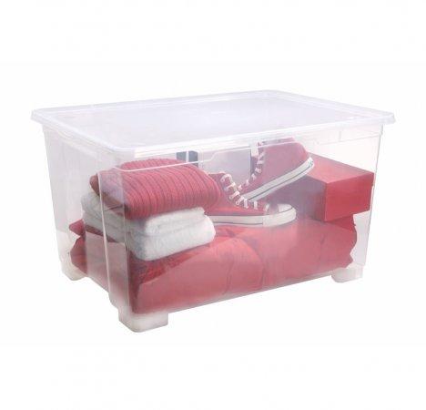 Clear Box Mega 140 l transparent