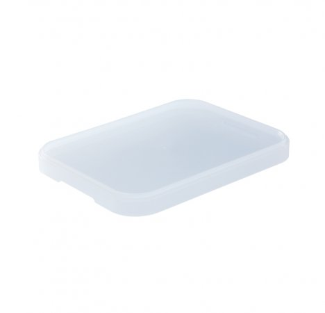 Deckel PURE Box A5  transparent