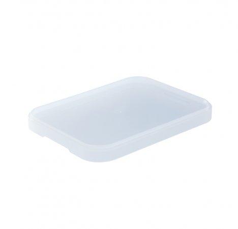 Deckel PURE Box A6  transparent