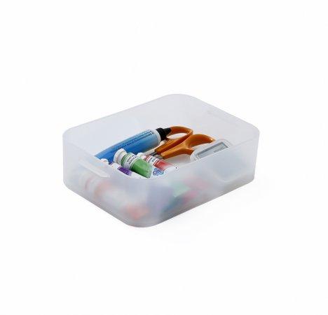 PURE Box 0.6 l / A6  transparent