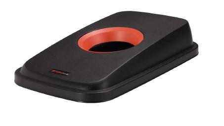 Geo / Selecto Oberteil für Dosen schwarz/rot