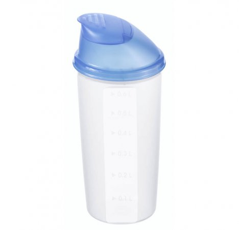 Shaker DOMINO 0.6 l  blau