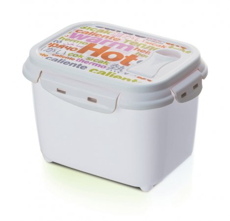 Thermobox ART 1.1 l  weiss